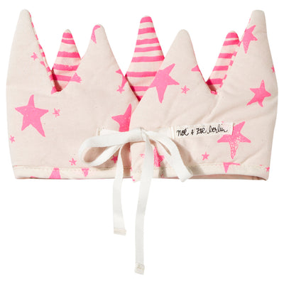 noe & zoe plush crown (more colors)