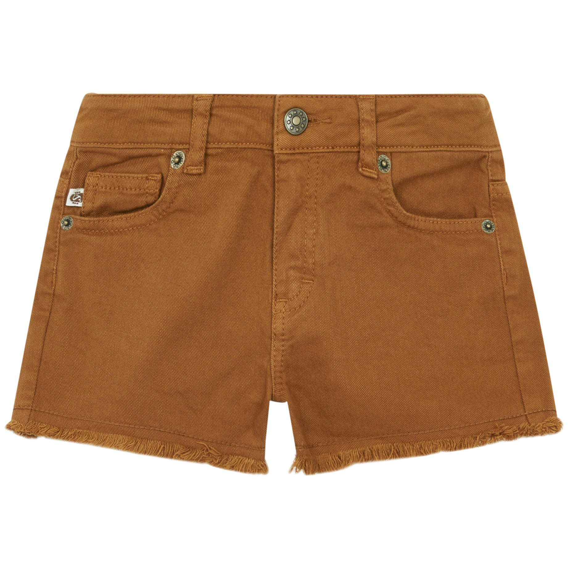 yoya, kids, girls,sunchild, summer, casual, twill, zip fly, five pocket, cut off shorts