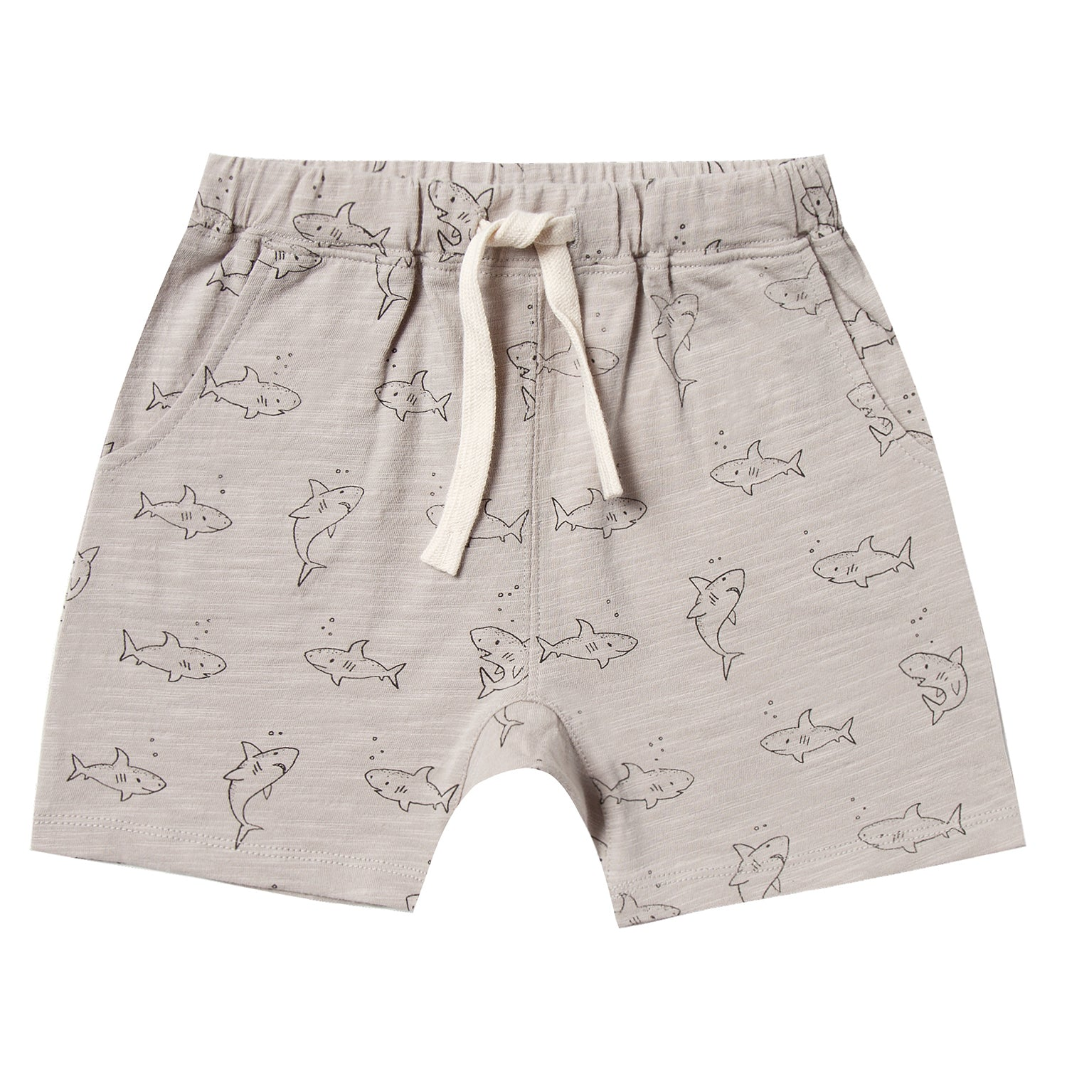 yoya, kids, boys, rylee and cru, summer, lightweight, lounge, graphic printed, pull on, drawstring shorts
