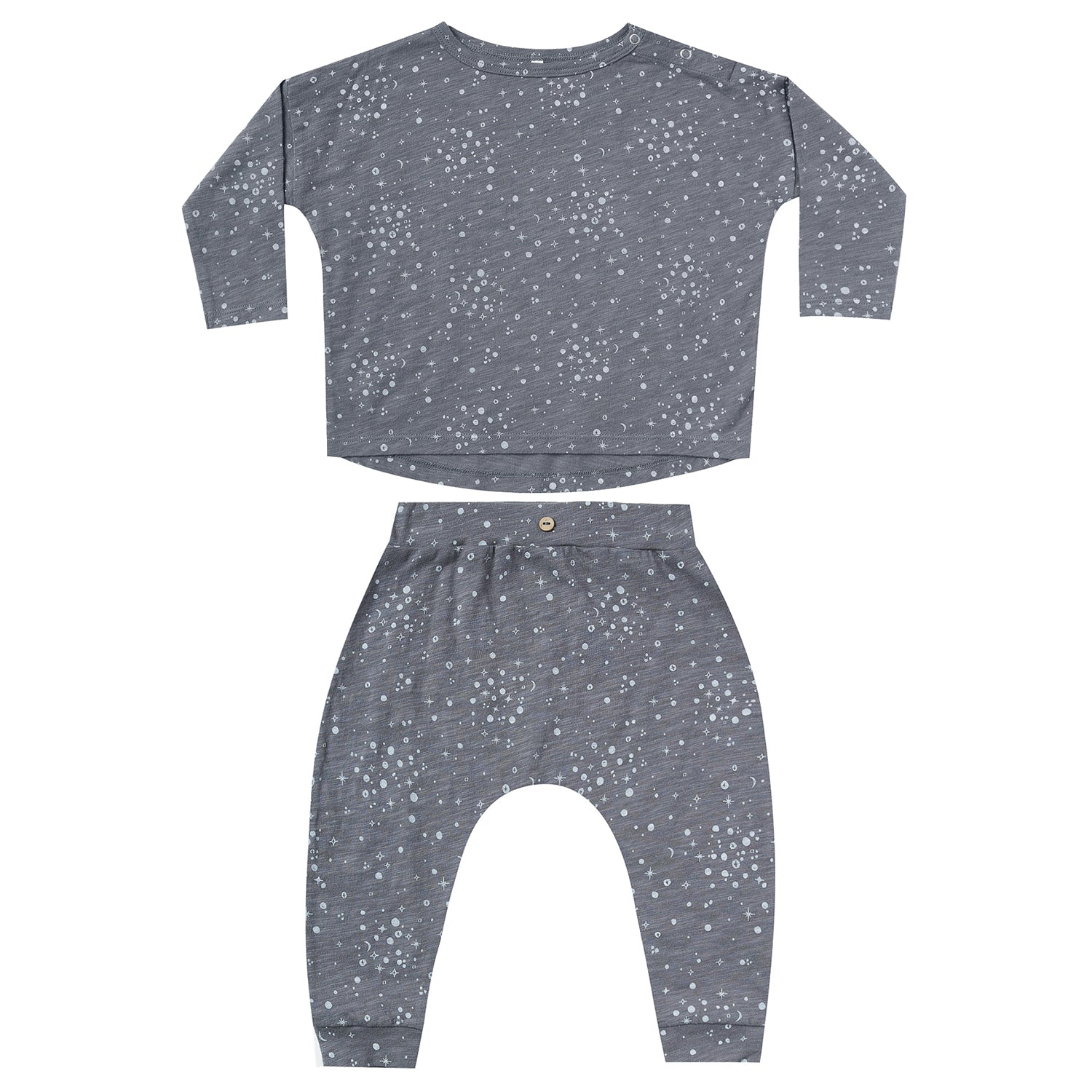 rylee & cru moondust baby set