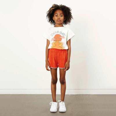 hundred pieces terry shorts