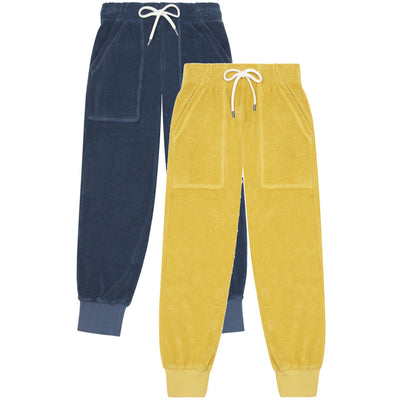 yoya, kids, boys, hundred pieces, casual, summer, drawstring, terry cloth, joggers