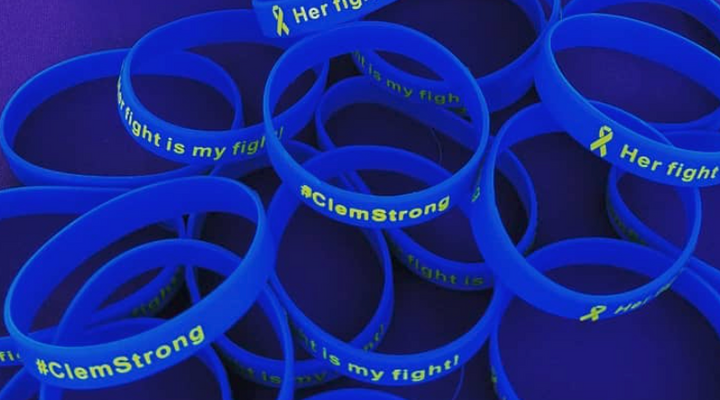 Join Our #ClemStrong Fundraiser