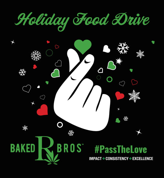 BakedBros Holiday Food Drive