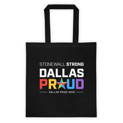2019 Dallas Pride Tote Bag
