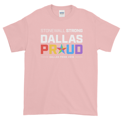 2019 Dallas Pride T-Shirt