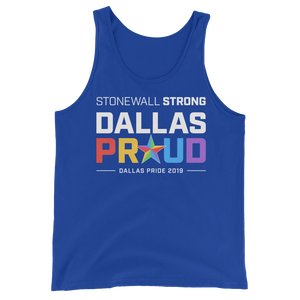 2019 Dallas Pride Tank Top