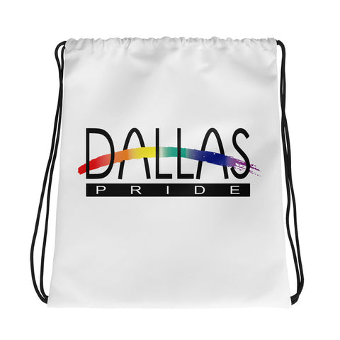 Dallas Pride String Bag