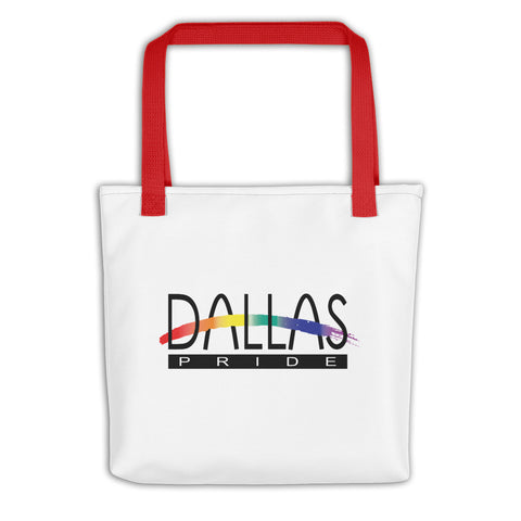 Dallas Pride Tote Bag