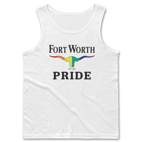 Fort Worth Pride Tank