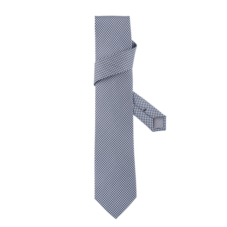 HOUNDS TOOTH GREY