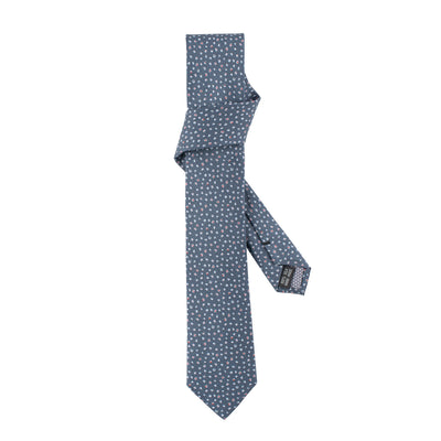 BOYS ABSTRACT DOTS GREY