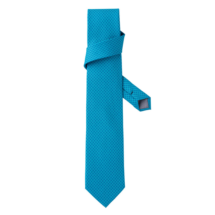 Men's LEo/LUX MSP-1 Printed Silk Tie