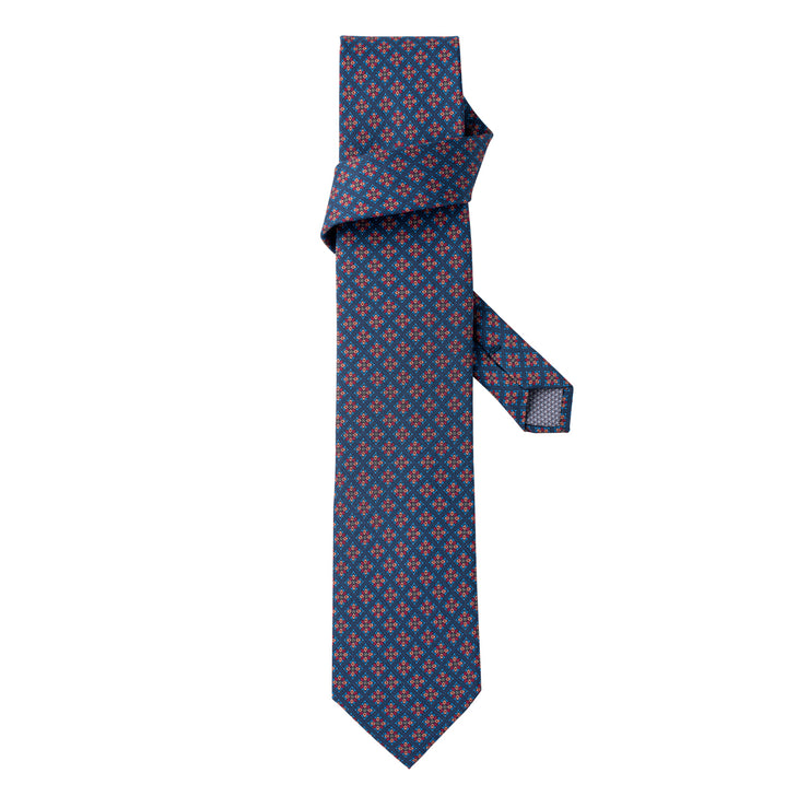 Men's LEo/LUX MSP-13 Printed Silk Tie