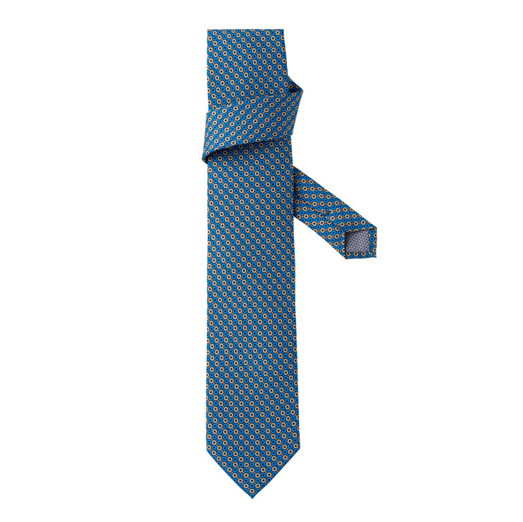 Men's LEo/LUX MSP-2 Printed Silk Tie