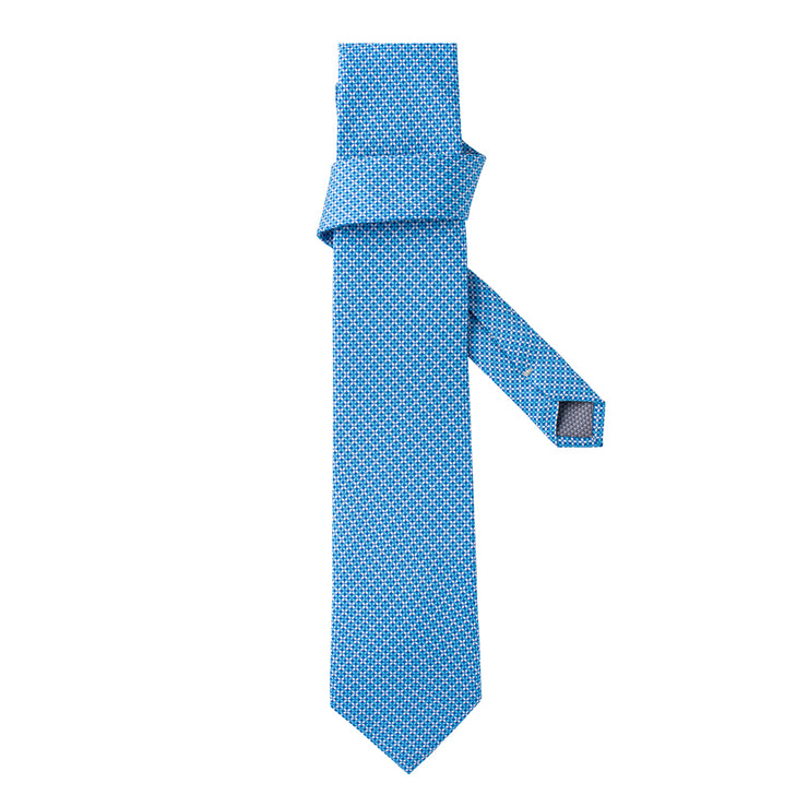 Men's LEo/LUX MSP-24 Printed Silk Tie