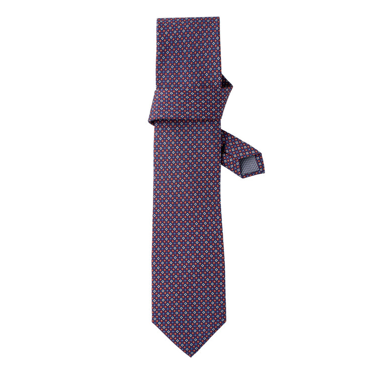 Men's LEo/LUX MSP-35 Printed Silk Tie