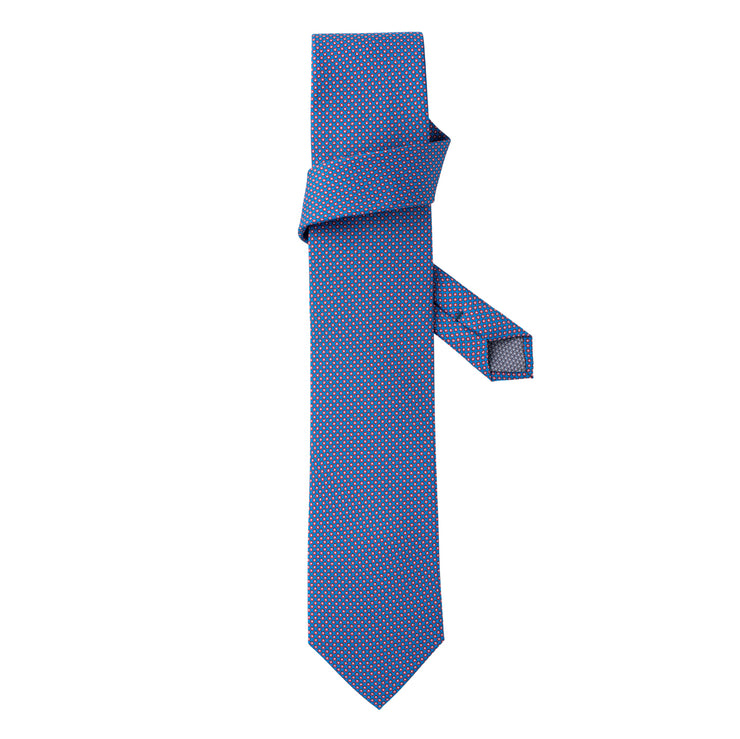 Men's LEo/LUX MSP-36 Printed Silk Tie