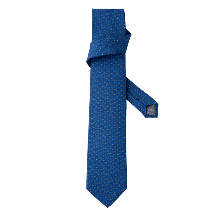 Men's LEo/LUX MSP-38 Printed Silk Tie