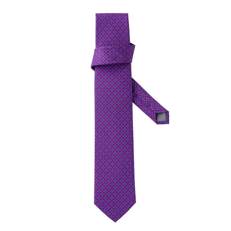 Men's LEo/LUX MSP-4 Printed Silk Tie