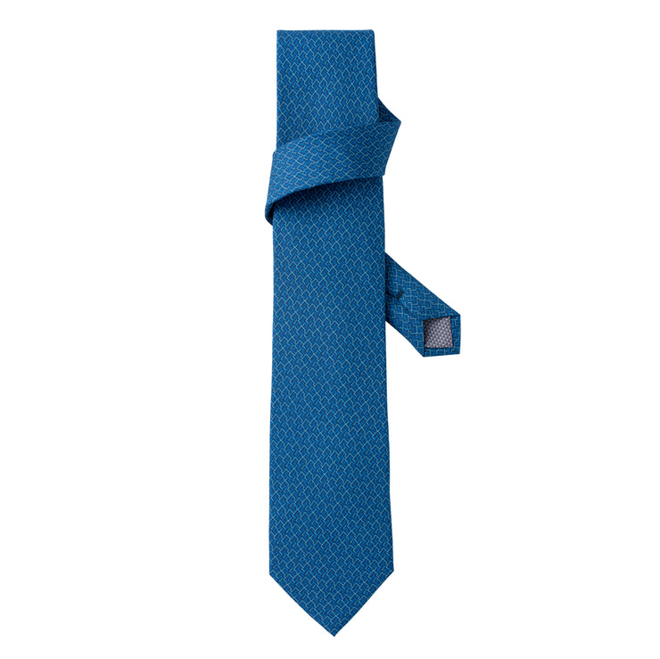 Men's LEo/LUX MSP-46 Printed Silk Tie