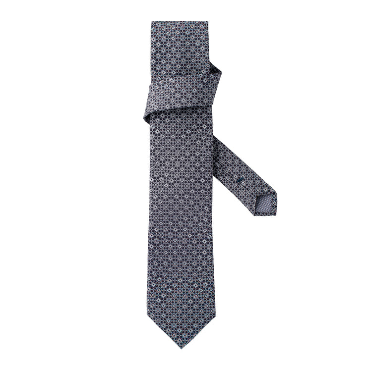 Men's LEo/LUX MSP-5 Printed Silk Tie