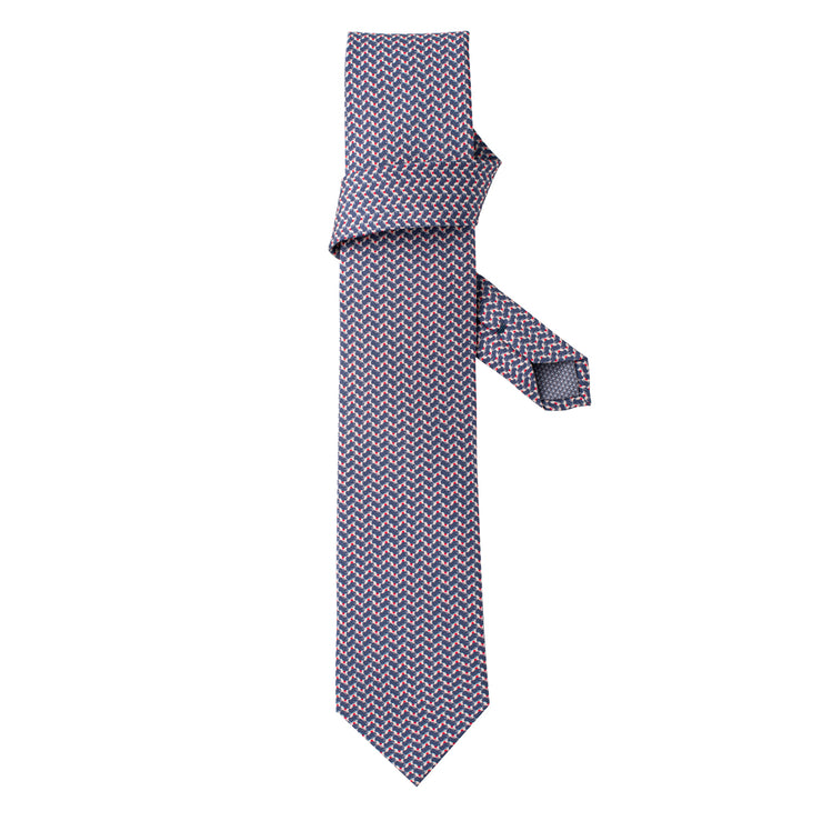 Men's LEo/LUX MSP-51 Printed Silk Tie