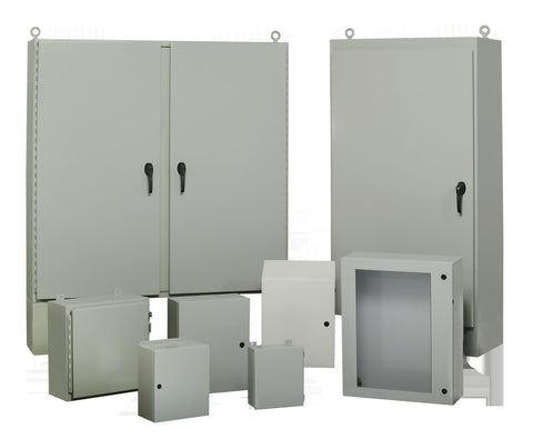 Painted Steel Enclosure Solutions Image
