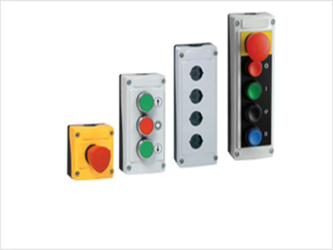 Controls and Push Button Solutions Image