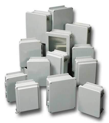 Fiberglass Enclosure Solutions Image