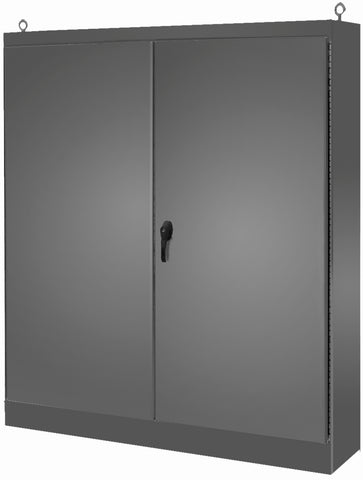 FSDD Series - 304 Stainless Steel/Free-Standing/Double-Door image