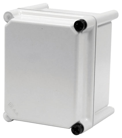 APO-H Series - Fiberglass Enclosures with Hinged Screw Cover and Non-Metallic Screws image