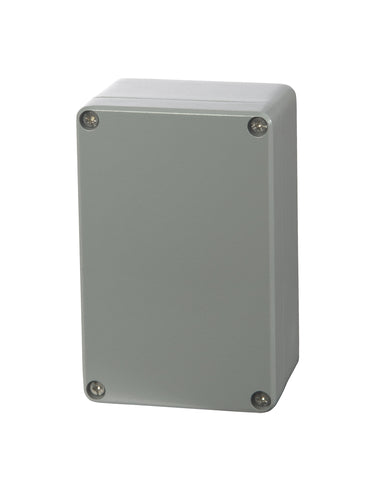 ALN Series - Aluminum Enclosures with Screw-Cover image