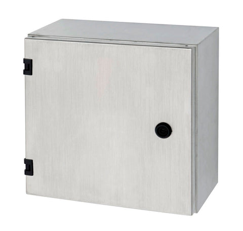 Victory Series (AVSS) - 304 Stainless Steel Enclosures with Hinge and Quarter-Turn Latches