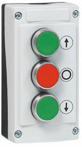 Three Button Control Stations - Non-Illuminated