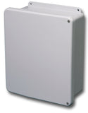 N4X-FG-CHSC Series - Fiberglass Enclosures Hinged with Screw Cover