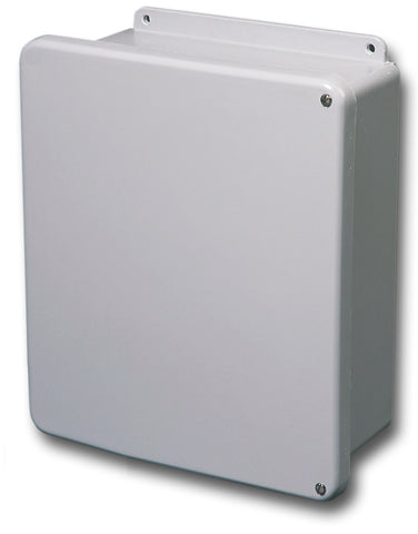 N4X-FG-CHSC Series - Fiberglass Enclosures Hinged with Screw Cover image
