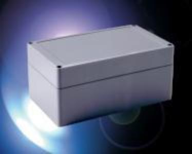 PNR-C Series - Polycarbonate Enclosures with Recessed Clear Cover image