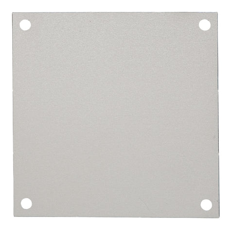 V Series Mounting Panels - for Use With N4X and AVSS Series Enclosures-Painted Steel