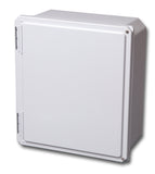 Premier Series - Hinged Screw Cover Fiberglass Enclosure