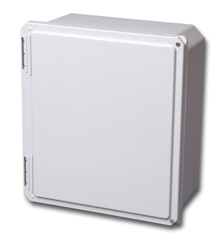 Premier Series - Hinged Screw Cover Fiberglass Enclosure image