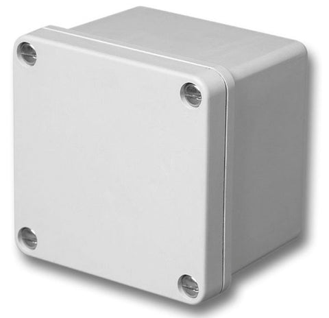 N4X-FG-SMALL Series - Fiberglass Enclosures with Lift Off Screw Cover image