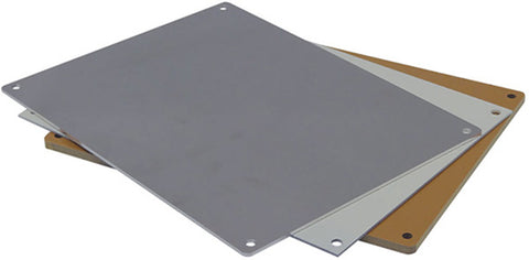 ARIA-ABP Series - Aluminum Inner Mounting Panels for ARIA Enclosures (Aluminum Panel) image