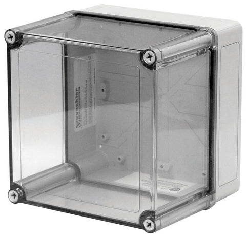 VMCT Series - Polycarbonate Enclosures with Clear Screw Cover image