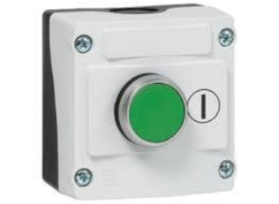 Control Stations- Non Illuminated / Spring Return-Flush