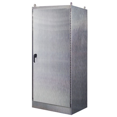 FSSD Series - 304 Stainless Steel/Free-Standing/Single-Door image
