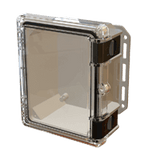 Serpac I-Series - Watertight Electronic Polycarbonate Cabinets/Enclosures