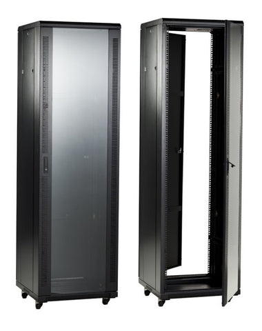 Bud Industried Large Cabinet Racks BudRack Professional Series