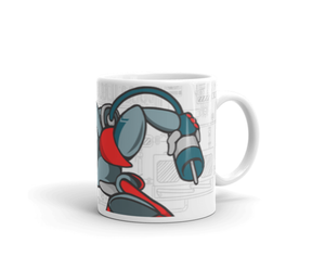 11oz Coffee Mug - Hacker Arsenal