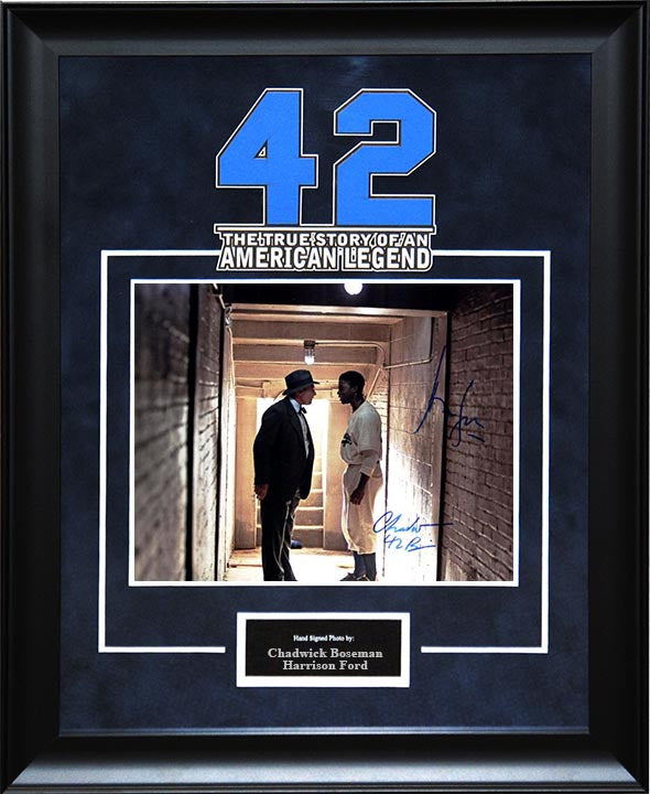 """42"" - Cast Signed 8x10 Photo"